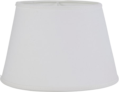 PR Home Indi Lampskärm Bas Vit 17 cm