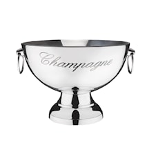 Champagnekylare Aluminium/Krom