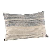 Joya Blå/Offwhite Kuddfodral 60x40 cm