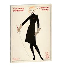 Poster Stål Fægtning
