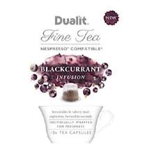 Tea n/x kapsel Blackcurrant 10-p