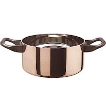 Gryta Stål/Koppar 1,6 liter
