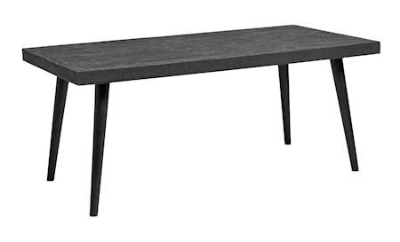 Bild av Nordal Rectangular black matbord