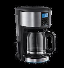 Buckingham Kaffebrygger 10 kopper, 24 timers timer