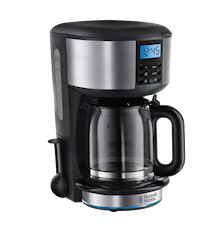 Buckingham Kaffebryggare 10 koppar, 24 timmars timer