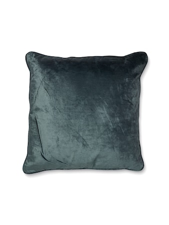 Bild av Classic collection Kuddfodral 50x50 Velvet/Linen Stormy Weather