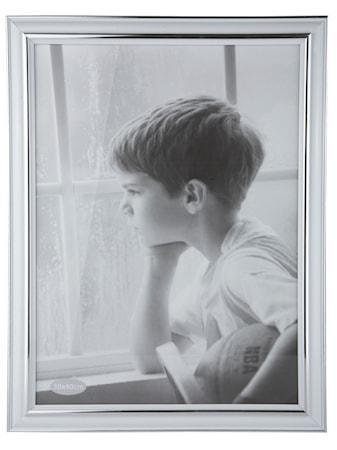 Bild av KJ Collection Tavelram Silver 40x30 cm