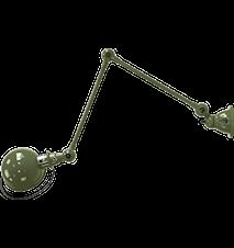 Loft D4401 Vägglampa 40+40x15 cm utan brytare