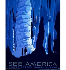 See America Carlsbad poster