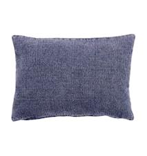 Prydnadskudde Bomull 40x60 cm - Blå