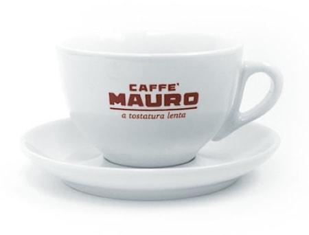 Cappuccinokopp med fat