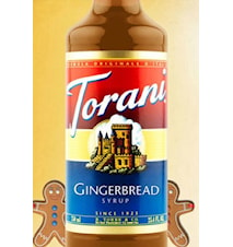 Gingerbread Syrup 750 ml