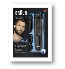 Braun Multi Groomer MGK3020