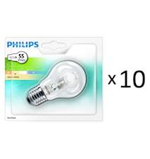 Philips Halogen Std E27 42W (55W) 10st