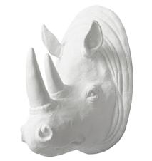 Rhino Väggskulptur