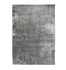 Velvet Gulvtæppe Viscose - Sølv