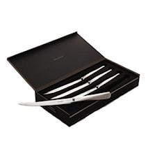 Design by F. A. Porsche Kødknive, sæt 4 stk.