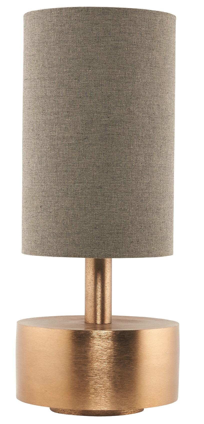 Brush bordslampa