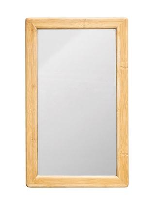 Bild av Bloomingville Spegel Ram Bambu 50x30 cm
