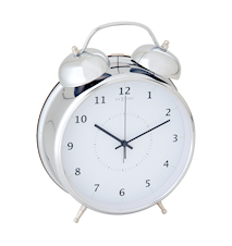 Wake-up Silver 23 cm