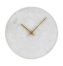 Väggklocka Watch Ø 28 cm - Betong
