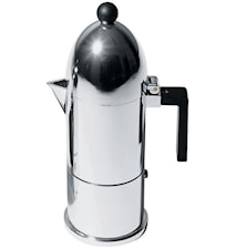 La Cupola Espressobrygger Sort 6 kopper