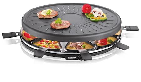 Raclette Med 8 Panner