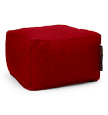 Softbox quilted nordic sittpuff