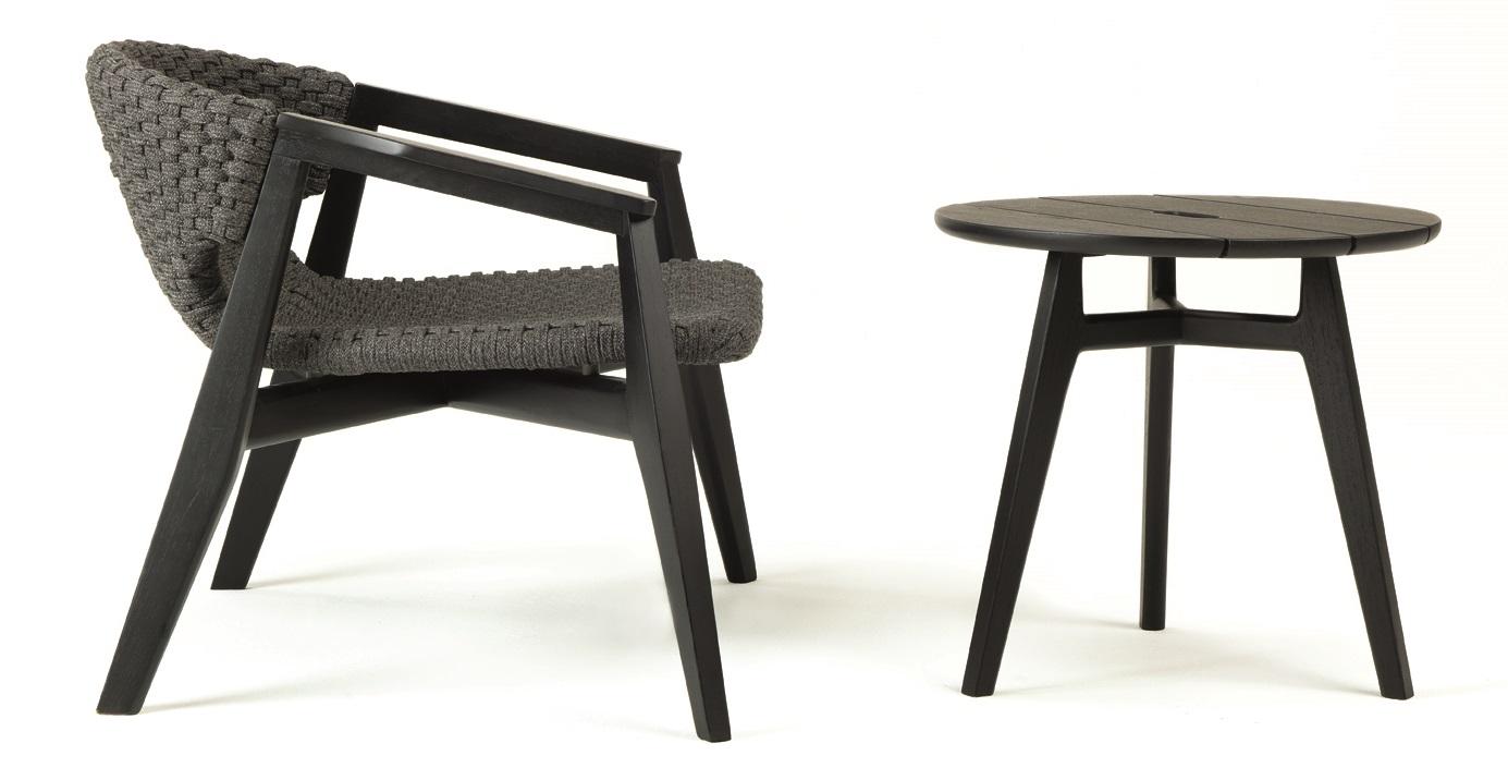 Lounge grupp inkl. stol & bord