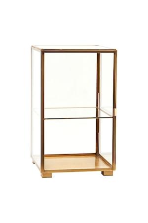 Skåp Brass 25x25x41 cm