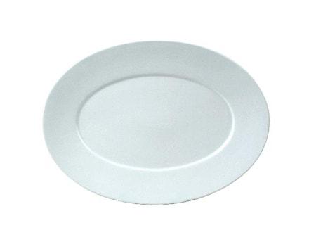 Exxent Tallrik oval Zeus 25x19 cm