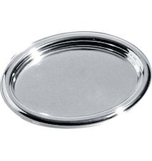 Oval Brikke 40 cm