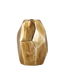 Vas Keramik Guld 17,5 cm