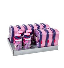 Matlådsset inkl. vattenflaskor Mimmi 13-delar