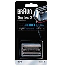 Braun 52S MN SILVER BCD