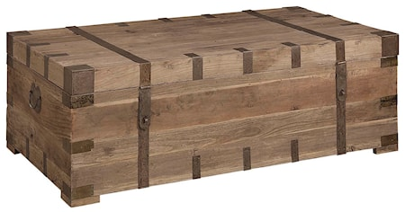 Bild av Artwood Elmwood trunk soffbord