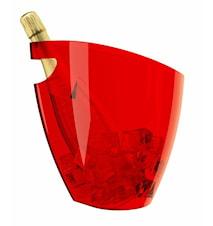 Ishink Akrylplast Röd