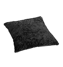 Pieces Kudde Extra Large 70x70 cm - Black/Black