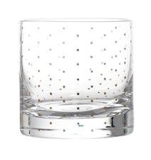 Drikkeglass Klar Glass 8,5x8,5cm