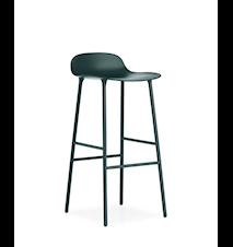 Form Barstol Grön 75 cm