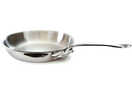 Cook Style Stekpanna Ø28cm blank stål