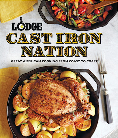 Kokbok Cast Iron Nation: Great American Cooking from Coast to Coast