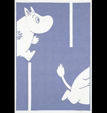 MOOMIN GOES -01 Børnetæppe 72X105 CM