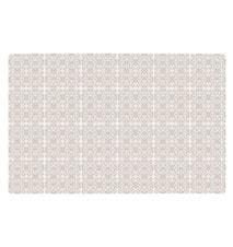 Tablett Sand 44x28,5 cm