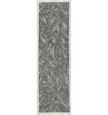 MARMORERING -09 Löpare 35X120 CM