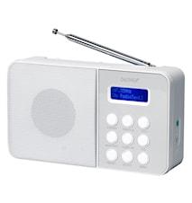 Denver DAB+ & FM-radio Hvit