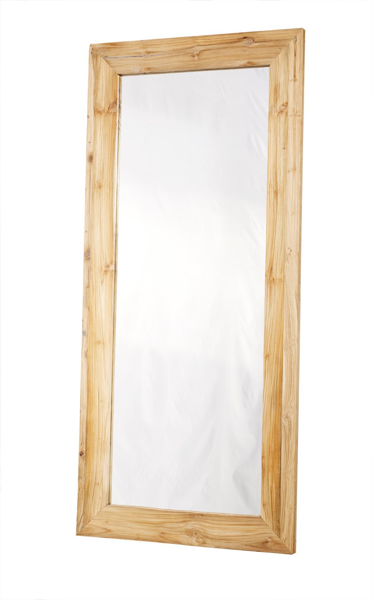 Muubs spegel med träram