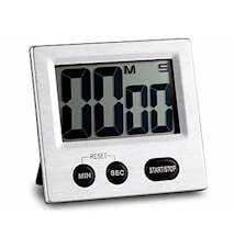 Timer digital stor display