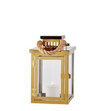 Lanterna Mässing 22 cm