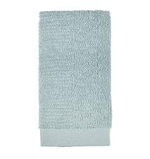 Håndduk Classic Grå/Grønn 100x50 cm
